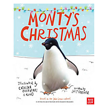 Buy John Lewis Monty & Mabel: Monty's Christmas Book Online at johnlewis.com