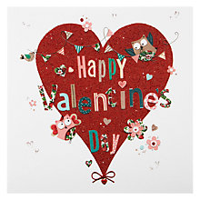 Buy Mint Publishing Happy Valentine's Day Greeting Card Online at johnlewis.com