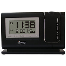 Buy Oregon Scientific Classic Projection Alarm Clock Online at johnlewis.com