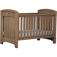 Buy Boori Classic Royale Cotbed, Almond Online at johnlewis.com