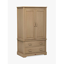 Buy Boori Universal Wardrobe, Almond Online at johnlewis.com