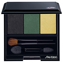 Buy Shiseido Luminizing Satin Eyeshadow Trio Online at johnlewis.com