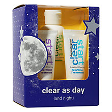 Buy Dermalogica Clear Start™ Breakout Clearing Clear as Day (And Night) Kit Online at johnlewis.com