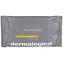 Buy Dermalogica mediBac clearing™ Skin Purifying Wipes, Pack of 20 Online at johnlewis.com