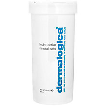 Buy Dermalogica HydroActive Mineral Salts Online at johnlewis.com