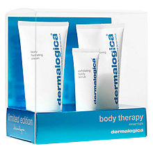 Buy Dermalogica Body Therapy Essentials Skin Kit Online at johnlewis.com