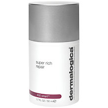 Buy Dermalogica AGE Smart™ Super Rich Repair, 50ml Online at johnlewis.com