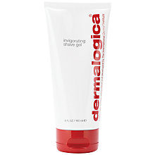 Buy Dermalogica Invigorating Shave Gel, 180ml Online at johnlewis.com