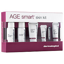 Buy Dermalogica AGE Smart™ Skin Kit Online at johnlewis.com