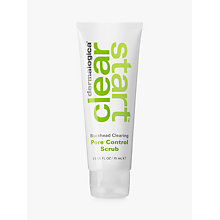 Buy Dermalogica Clear Start™ Breakout Clearing Pore Control Scrub, 75ml Online at johnlewis.com