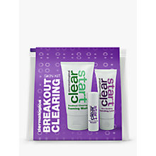 Buy Dermalogica Clear Start™ Breakout Clearing Kit Online at johnlewis.com