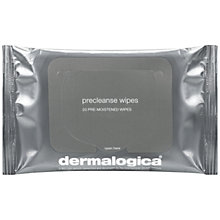 Buy Dermalogica PreCleanse Wipes, Pack of 20 Online at johnlewis.com