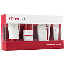 Buy Dermalogica Shave System Skin Kit Online at johnlewis.com
