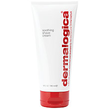 Buy Dermalogica Soothing Shave Cream, 180ml Online at johnlewis.com