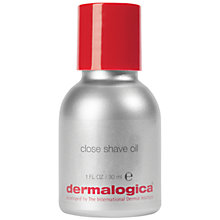 Buy Dermalogica Close Shave Oil, 30ml Online at johnlewis.com