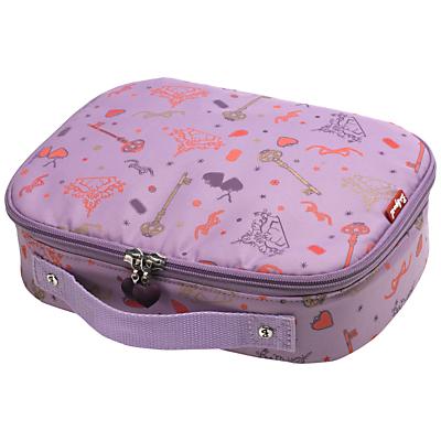 Babymel Princess Food Bag, Purple/Multi