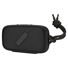 Buy NudeAudio Super M Bluetooth Portable Speaker, Black Online at johnlewis.com