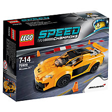 Buy LEGO Speed Champions McLaren P1 Online at johnlewis.com