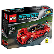 Buy LEGO Speed Champions LaFerrari Online at johnlewis.com
