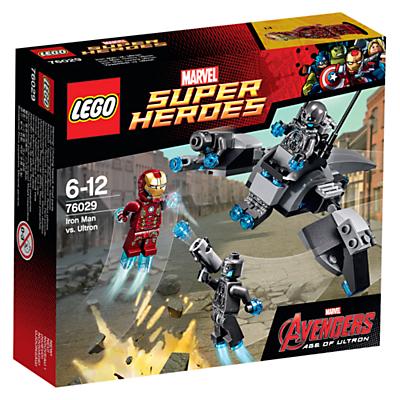 LEGO Super Heroes Avengers Iron Man vs. Ultron