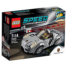 Buy LEGO Speed Champions Porsche 918 Spyder Online at johnlewis.com