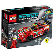 Buy LEGO Speed Champions 458 Italia GT2 Online at johnlewis.com