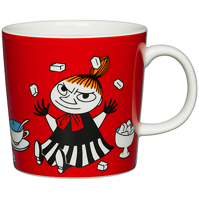 Iittala Moomin Little My Mug, Red