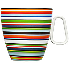 Buy Iittala Origo Striped Mug, 0.4L Online at johnlewis.com