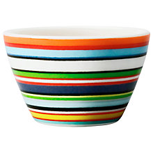 Buy Iittala Origo Striped Egg Cup, 0.05L Online at johnlewis.com