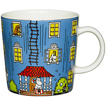 Buy Iittala Moomin House Mug Online at johnlewis.com