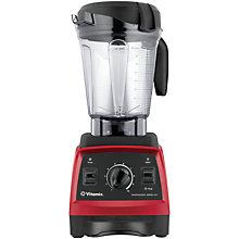 Buy Vitamix® Pro300 Blender, Red with FREE Vitamix Flip Top Beverage Bottle and Beauty Detox Book Online at johnlewis.com