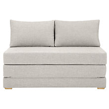 Buy John Lewis Kip Small Sofa Bed, Fraser French Grey Online at johnlewis.com
