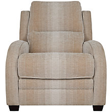 Buy Parker Knoll Charleston Power Recliner Armchair, Farrow Stripe Online at johnlewis.com