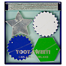 Buy Meri Meri Toot Sweet Mini Garland Online at johnlewis.com