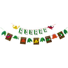 Buy Meri Meri Dinosaur Garland Online at johnlewis.com