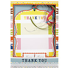 Buy Meri Meri Thank You Cards Online at johnlewis.com