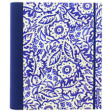 Buy Emma Bridgewater A4 Ring Binder, Blue Online at johnlewis.com