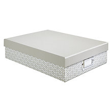 Buy John Lewis Croft Collection Box File Online at johnlewis.com