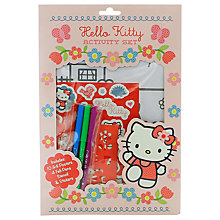 Buy Helly Kitty Home Sweet Home Activity Set Online at johnlewis.com