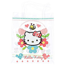Buy Hello Kitty Home Sweet Home Swimming Tote, Clear/Multi Online at johnlewis.com