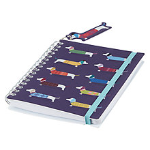 Buy Art File Call Me Frank A6 Notebook Online at johnlewis.com