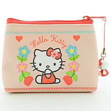 Buy Hello Kitty Home Sweet Home Purse, Pink/Multi Online at johnlewis.com
