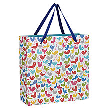 Buy Lo Cole Early Birds Gift Bag, Multi, Small Online at johnlewis.com