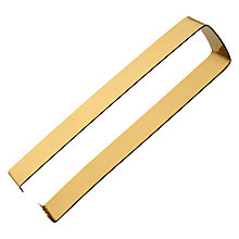 Buy John Lewis Miami Gold Tongs Online at johnlewis.com