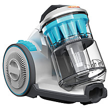 Buy Vax Air Compact Pet Cylinder Vacuum Cleaner, Silver/Blue Online at johnlewis.com