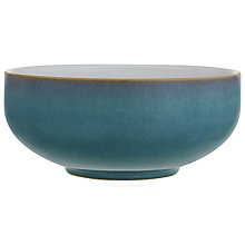 Buy Denby Azure Soup/ Cereal Bowl Online at johnlewis.com