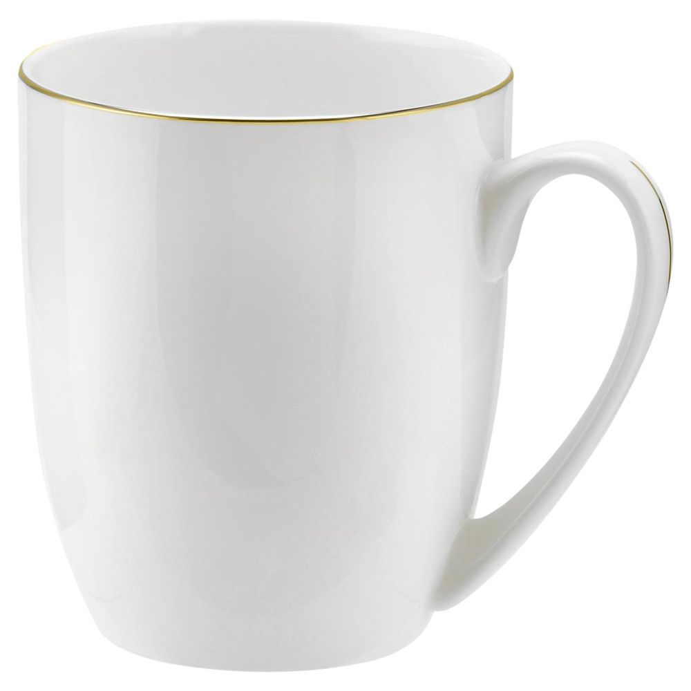 Royal Worcester Royal Worcester Serendipity Gold Barrel Mug