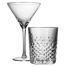 Buy Royal Leerdam Sensi Twins Cocktails, Set of 8 Online at johnlewis.com