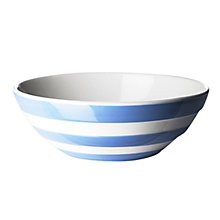 Buy Cornishware Cereal Bowl Online at johnlewis.com