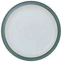 Buy Denby Azure Dinner Plate Online at johnlewis.com